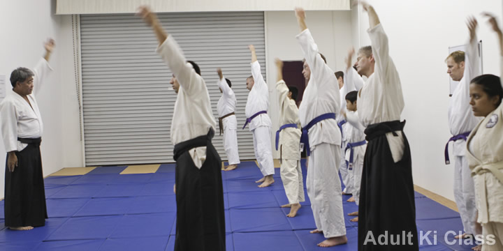Click for details on Ki classes