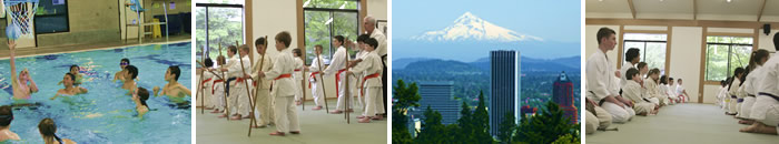 Annual Children's Aikido Camp